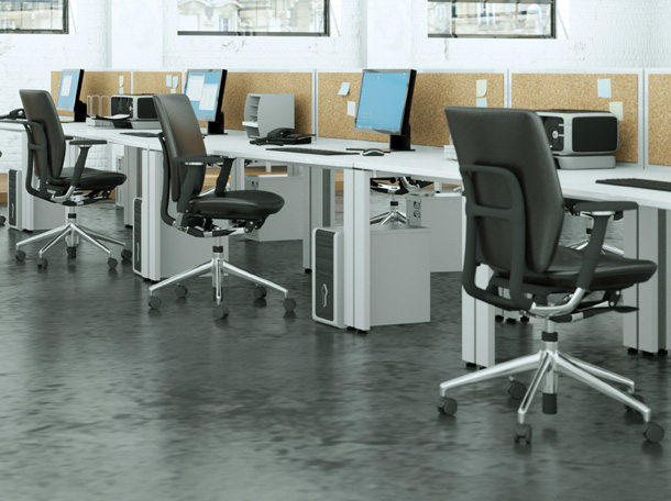 Office Design, Delivery, Installation Service | Efficient Office Solutions - cubicles