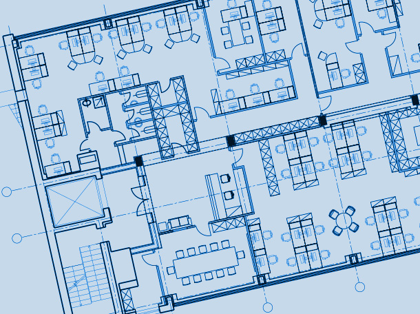 Office Design, Delivery, Installation Service | Efficient Office Solutions - office-floorplan